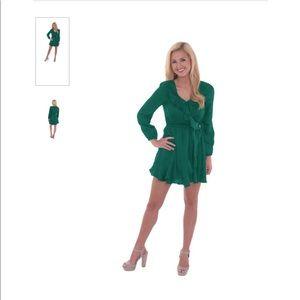 LaRoque Silk Dress